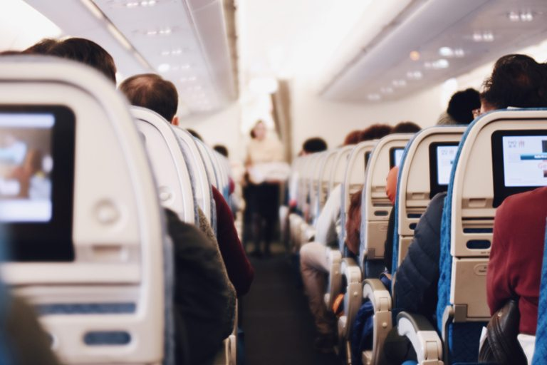 Como minimizar el jet lag