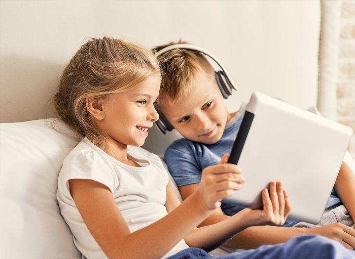 Clases de inglés por videoconferencia para niños