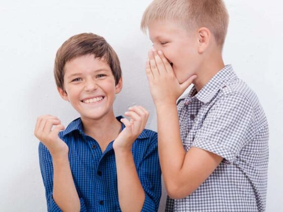 Palabras difíciles de pronunciar en inglés por niños