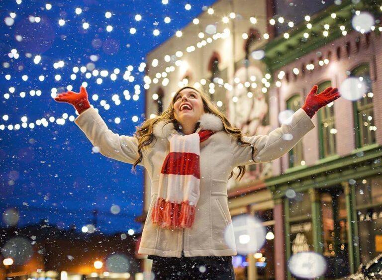 Frases bonitas en inglés y adivinanzas navideñas